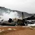 Pilot dies as NAF aircraft crashes in Kaduna