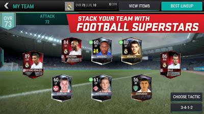 FIFA Mobile Football / Soccer v1.1.0 Apk