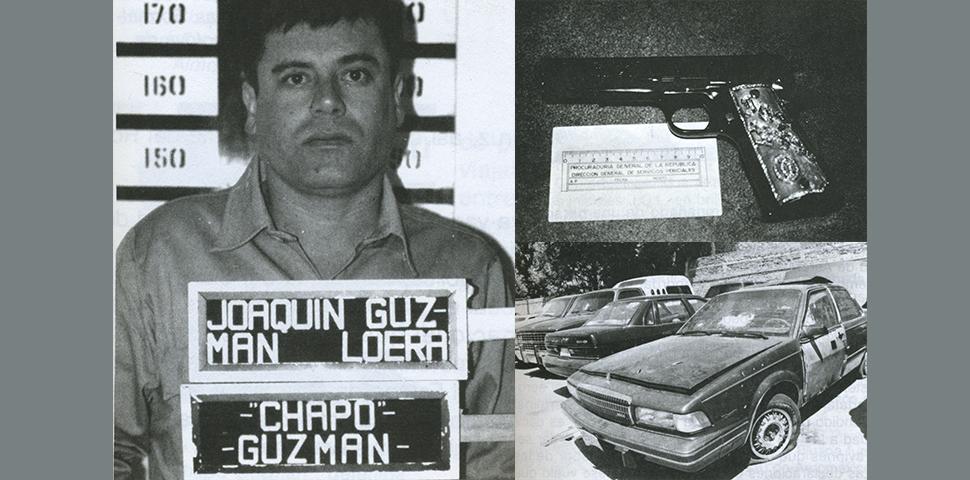 """EL ASESINATO QUE LANZÓ A LA FAMA A """"EL CHAPO GUZMAN"""""""