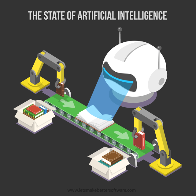 The state of Artificial Intelligence