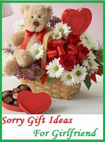 Sorry Messages : Sorry Gift Ideas For Girlfriend