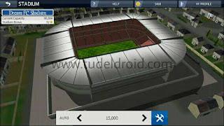 Upgrade Maximal Stadium Dream League Soccer