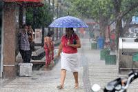 Março deve terminar como menos chuvoso em cinco anos
