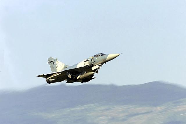 Σε δύο εμπλοκές εξελίχθηκε η αναγνώριση και η αναχαίτιση τουρκικών αεροσκαφών