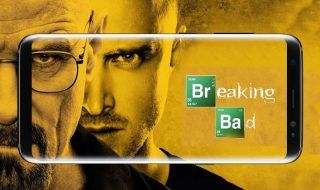 Breaking Bad sur mobile
