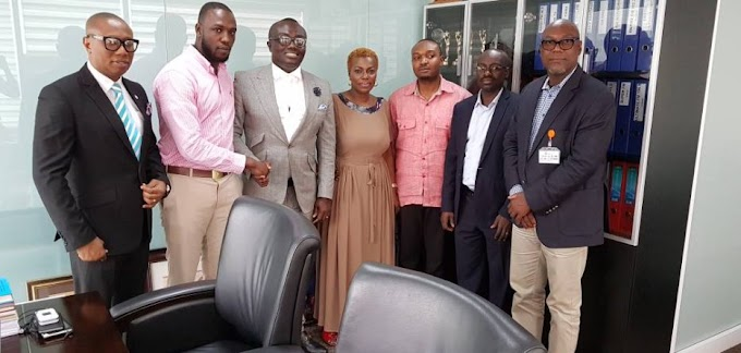 EIB Network, UPSCALE Entertainment partner for Mayweather in Ghana