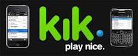 تحميل برنامج الكيك عربي  ' كيك ماسنجر . 2014 download kik messenger arabic free