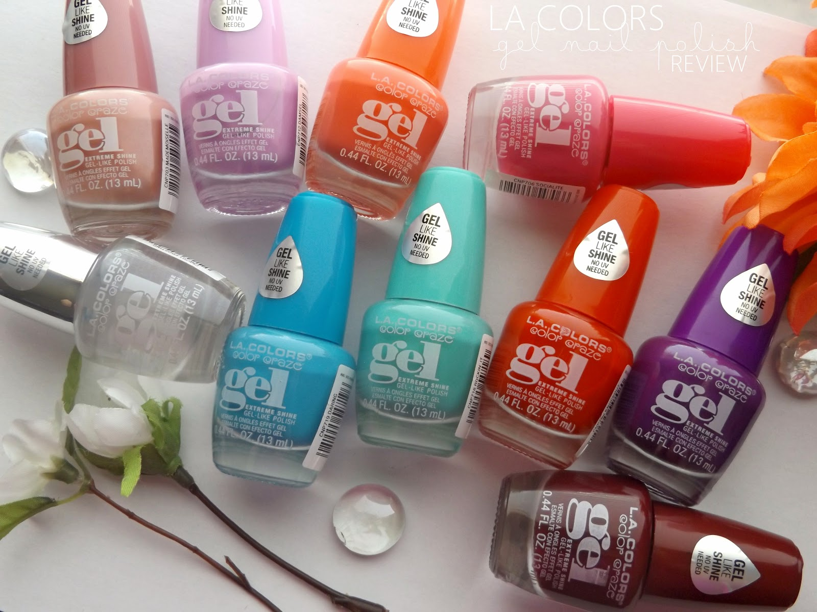 Lipsticks & Labradors   Cruelty Free Beauty Blog: NEW! L.A. COLORS ...