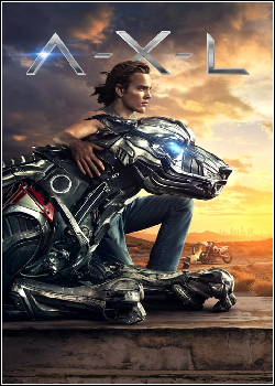 A-X-L: O Cão Robô Torrent Baixar