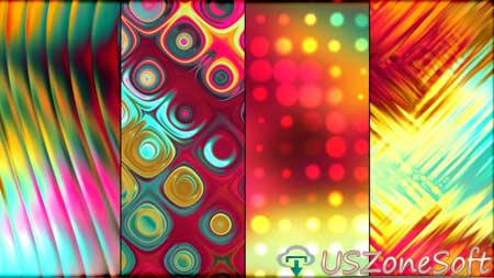 Tropical Abstract Photoshop Patterns Beautiful Stylish personal commercial business premium design .pat or .zip file free download