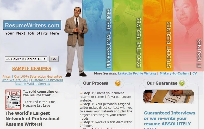 Blogspot  Professional Resume Writing Service
