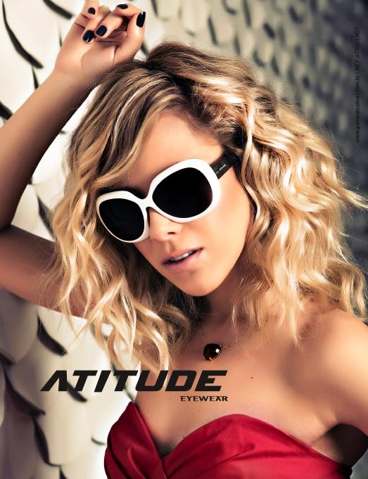 Estamos trabalhando com mais uma grife, Atitude, que tem como  garota-propaganda a cantora Wanessa Camargo. 9576ccf69e
