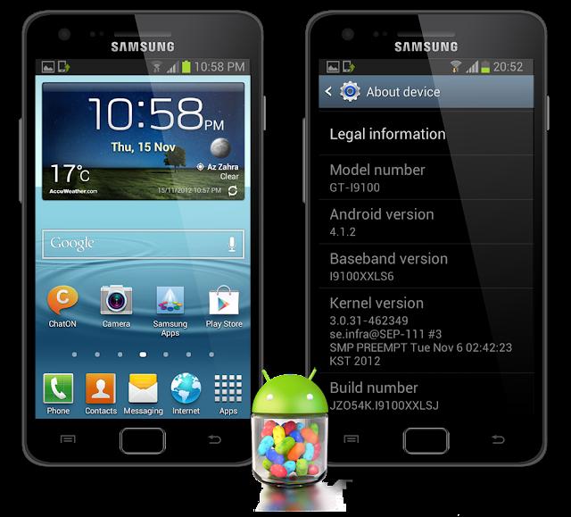 actualizar el samsung galaxy s3 i9300 a android 4 1 2 jelly bean