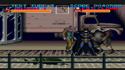 Batman Returns screenshot 2