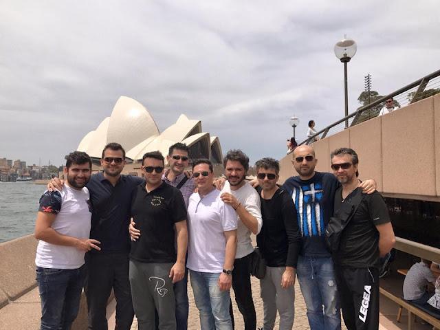 Μάγεψαν την Αυστραλία τα αδέλφια Τσαχουρίδη - Ξεσήκωσαν τον Ποντιακό Ελληνισμό