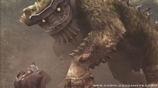 THE PARA SHADOW OF BAIXAR COLOSSUS JOGO PS2