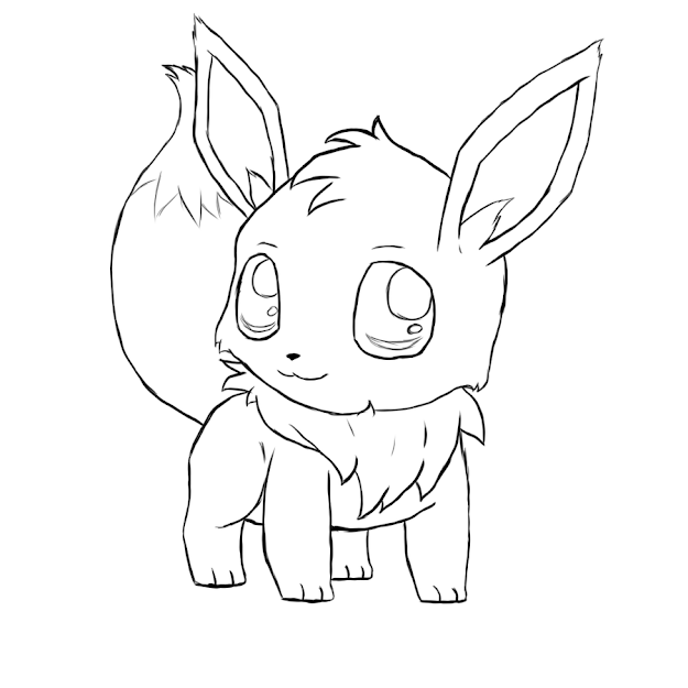 Chibi Coloring Pages