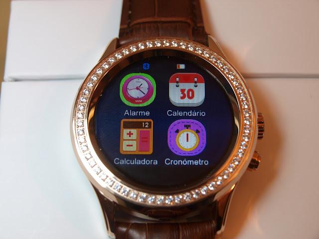 Análise Smartwatch No.1 D2 20