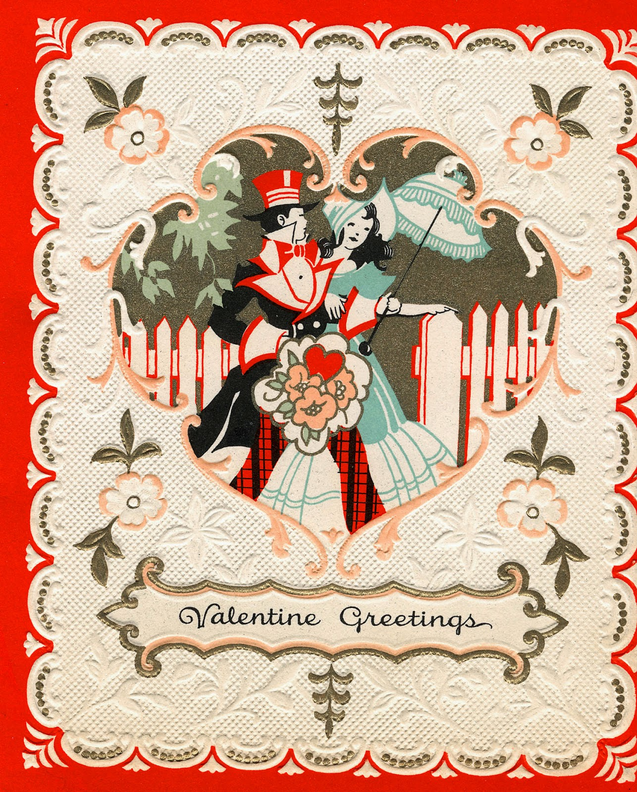 The literate quilter vintage greeting cards i have a collection of vintage greeting cards some dating to the 1930s here are some vintage greeting cards featuring lovely ladies kristyandbryce Choice Image