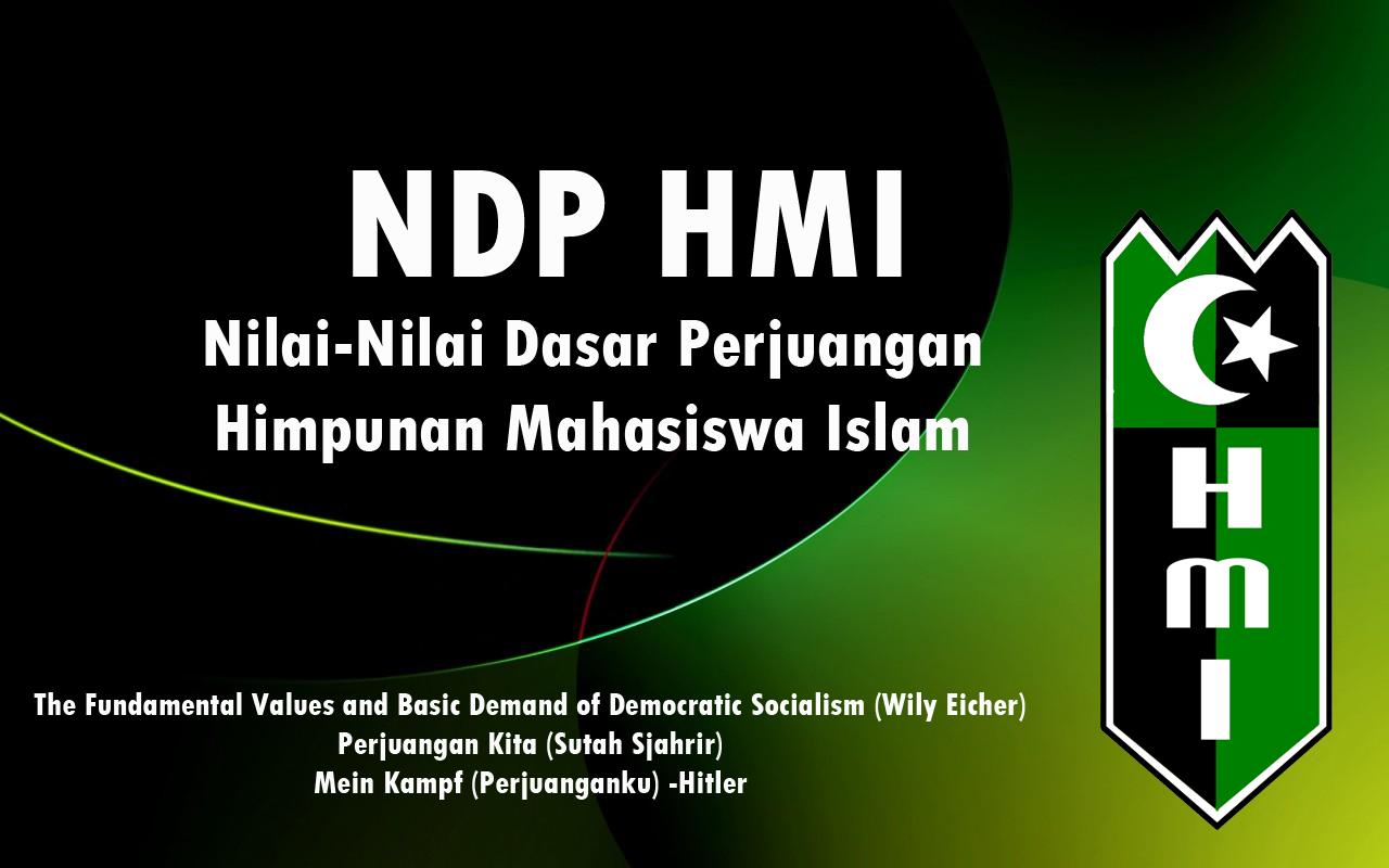 Hmi pdf ndp