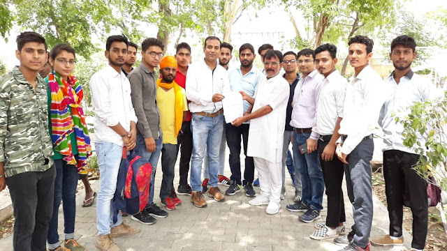 """Nehru College In Chandivali, Swachh Bharat Healthy India started """"100 Hours Hygiene Campaign"""" campaign"""