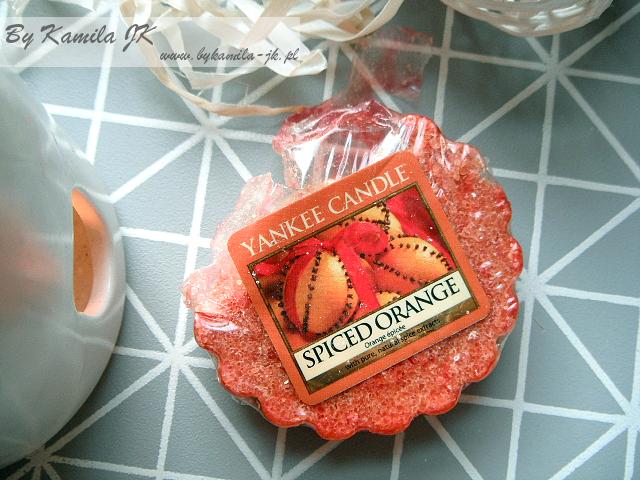 Yankee Candle wosk Spiced Orange