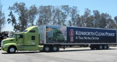 The Downward Spiral: Kenworth Truck Company (Ohio) Announces