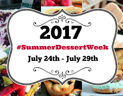 Home Sweet Homestead: Summer Dessert Week 2017