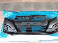 Harga Dan Fisik Bumper Depan Daihatsu New Ayla 1.2