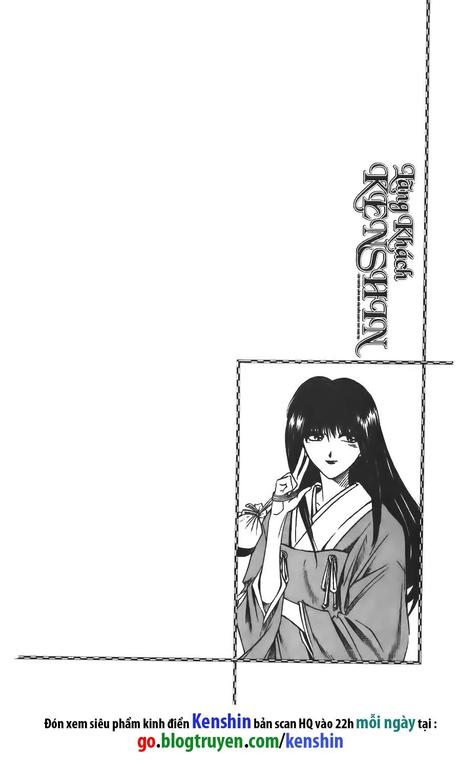 Rurouni Kenshin chap 50 trang 1