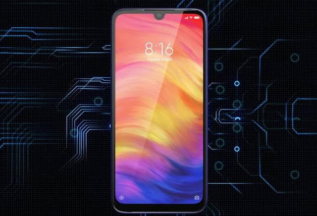 Redmi Note 7S with 48MP, Snapdragon 660 SoC Launched