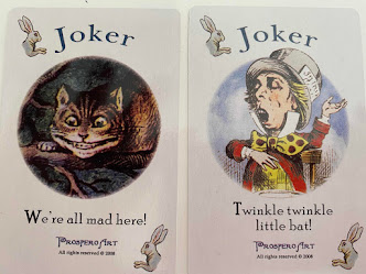 Featured Joker: Alice in Wonderland!