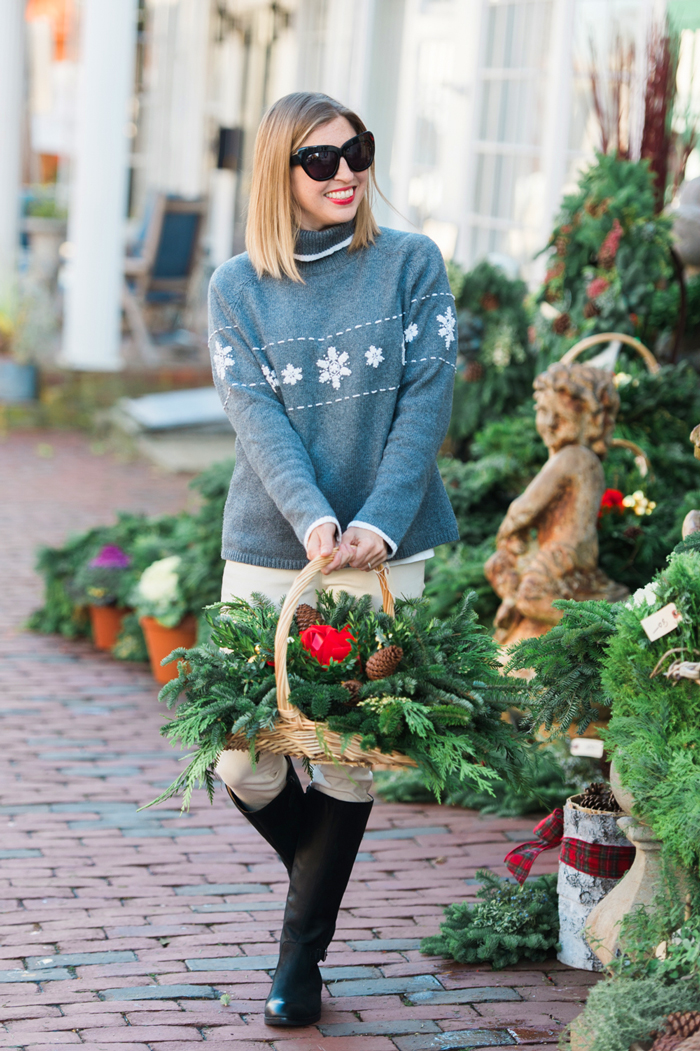 Boston Fashion Blogger Holiday