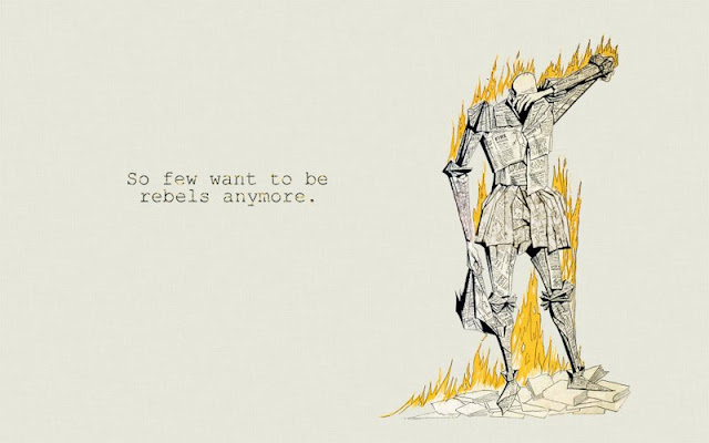 "Fahrenheit 451: ""So few wont to be rebels anymore"" - Libri, scrittori"