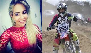 Vítima de acidente entre moto e carro em Picuí passa por cirurgia e se recupera bem.