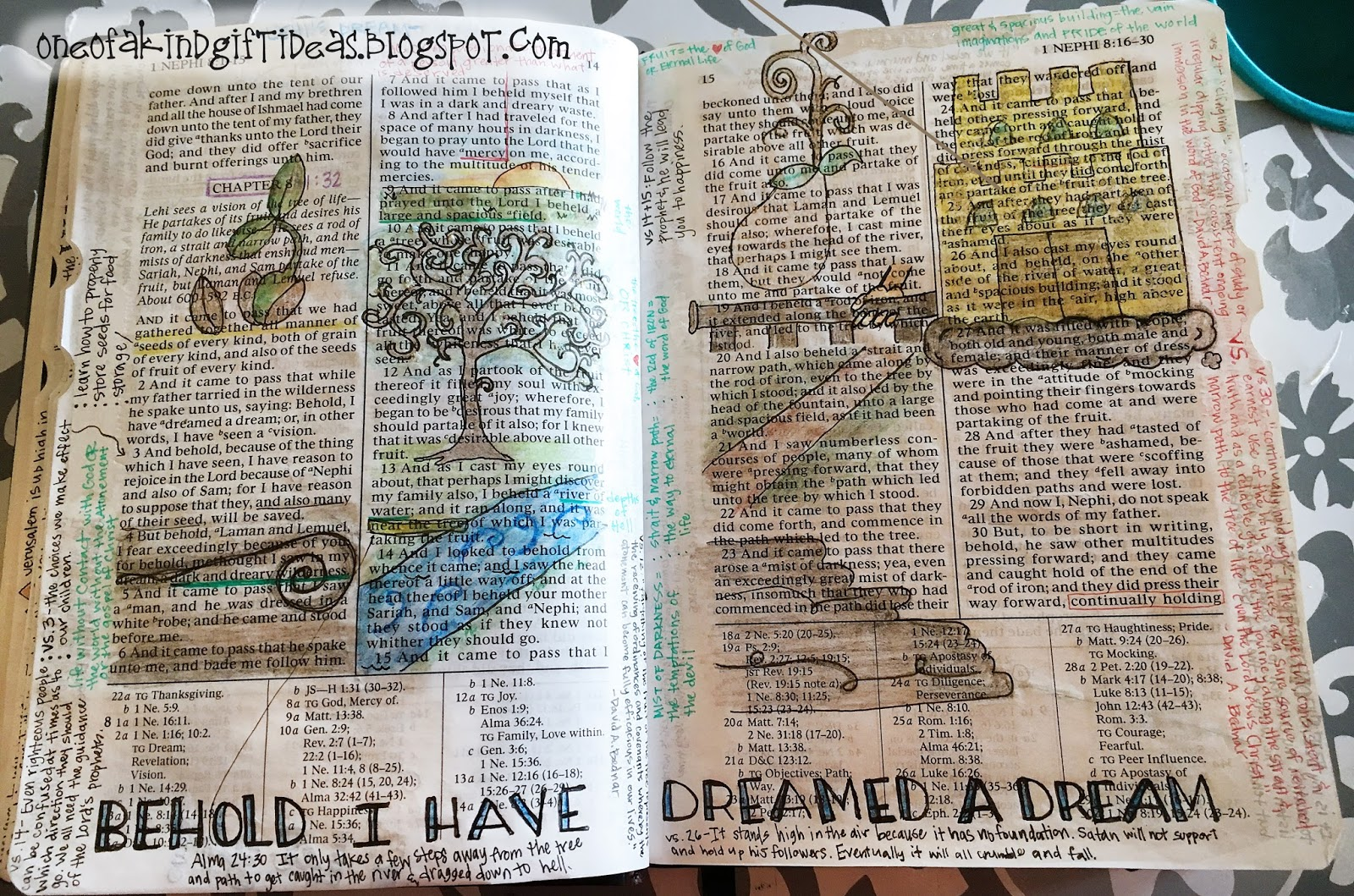 Drawing And Doodling In Your Scriptures Colored Pencils Worthy