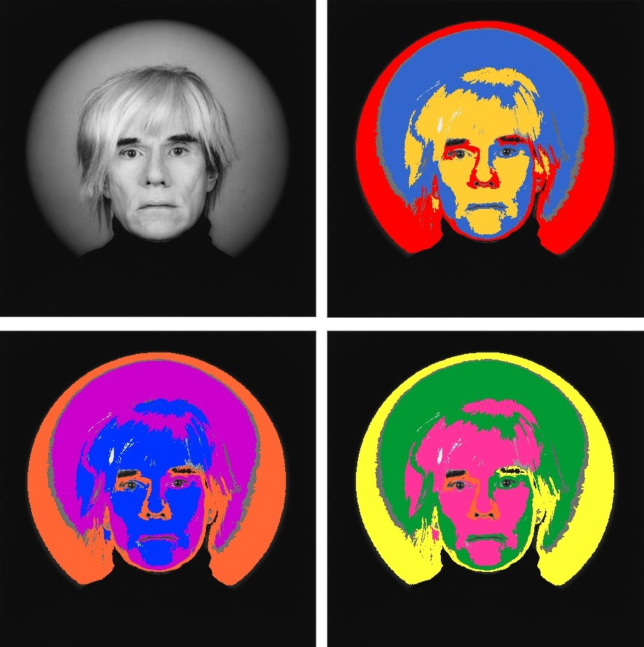 Andy Warhol and a famous quote. | Arts education quotes