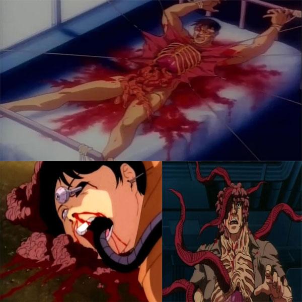 15 Rekomendasi Anime Horror Gore Terbaik Dan Tersadis