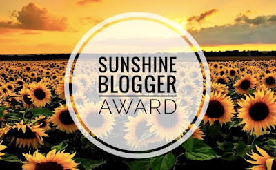 Forget Not His Benefits was given the Sunshine Blogger Award!