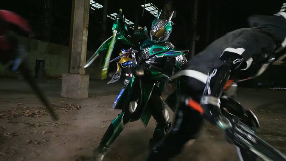 Drive Saga: Kamen Rider Brain Pics Revealed !!!! (By