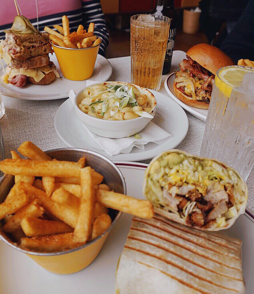 The Breakfast Club Oxford