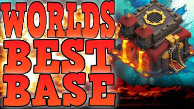Base TH10 Clash of Clans