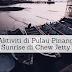 Aktiviti Best di Pulau Pinang - Tengok Sunrise di Chew Jetty