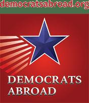Democrats Abroad at democratsabroad.org