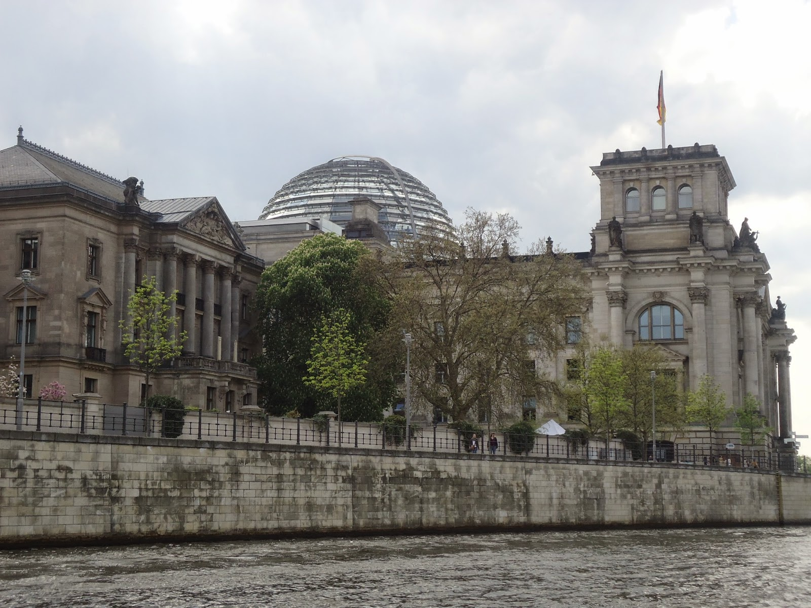 Reichstag Berlin Germany Travel