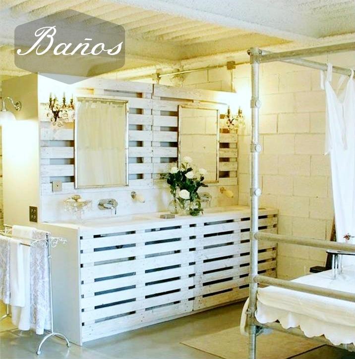 Muebles de palets buscando inspiraci n hampton sc - Muebles de palets facilisimo ...