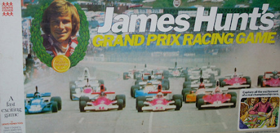 James Hunt's Grand Prix Racing Game