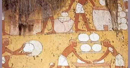 S T R A V A G A N Z A: ANCIENT EGYPTIAN BREAD