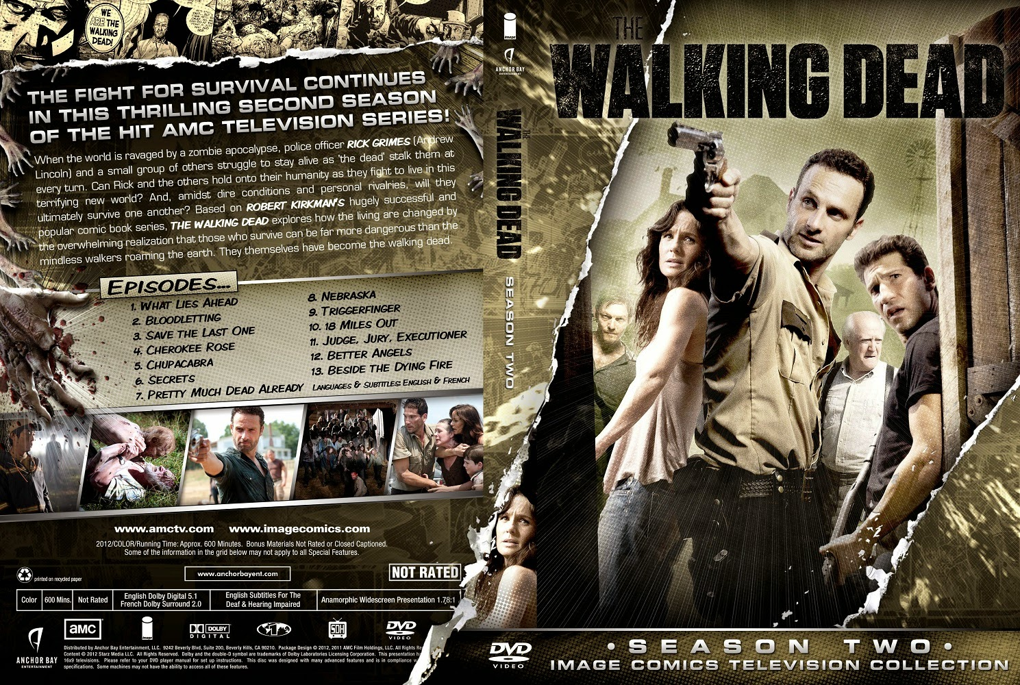 The Walking Dead Season 2 Complete Hd 720p Jun Info And