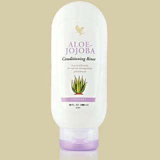 Балсам за коса с алое и жожоба /Aloe-Jojoba Conditioning Rinse/